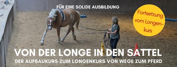 Aufbaukurs zum Longenkurs von Wege zum Pferd